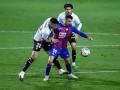 Эйбар и Валенсия не смогли выявить сильнейшего в матче Примеры