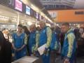 Первые украинские спортсмены прибыли в Рио