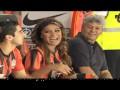 Не Рианна. Игроки Шахтера снялись в клипе Гайтаны