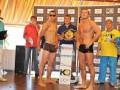 Большой бокс в Одессе. Участники турнира сделали вес