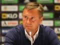 Пресс-конференция Александра Хацкевича перед игрой Лиги Европы