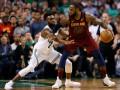 НБА: ЛеБрон принес Кливленду домашнюю победу над Бостоном