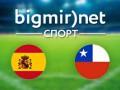 Испания – Чили: Где смотреть матч Чемпионата мира по футболу 2014