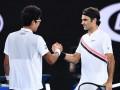 Федерер – Хен: видео обзор матча 1/2 финала Australian Open