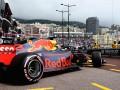Риккардо выиграл первую практику Гран-при Монако