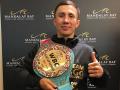 Головкин станет послом WBC в Мексике