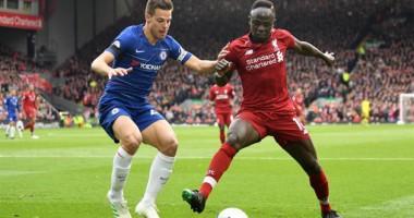 Ливерпуль - Челси 2:0 видео голов и обзор матча