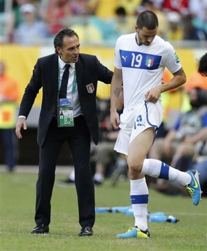 Италия выиграла матч за 3-е место
