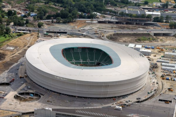 4 сентября на стадионе во Вроцлаве пройдет День открытых дверей