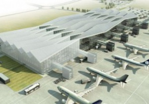 Новый терминал в аэропорту Гданьска откроют в марте 2012 года