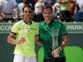 Надаль: В финале Уимблдона не хотел бы играть с Федерером
