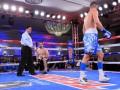 Гвоздик в первом раунде отправил в нокаут соперника из США