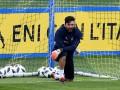 Буффон может получить должность в сборной Италии