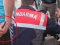 В Турции удаленный футболист пытался вернуться на поле с ножом