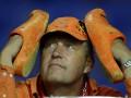 Фотогалерея: Выжатые апельсины. Как голландские фанаты прощались с Харьковом