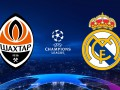 Шахтер - Реал 0:0 онлайн-трансляция матча Лиги чемпионов