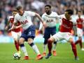 Тоттенхэм благодаря пенальти вырвал ничью у Арсенала
