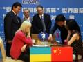 Китаянка отобрала у украинки мировую шахматную корону (ФОТО)