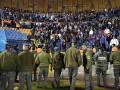 В Израиле футбольный фанат пытался пронести гранату на сектор соперника