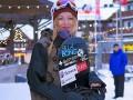 Финская сноубордистка ударилась головой на тренировке в Сочи