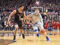 NCAA: 21 очко Михайлюка помогли Канзасу стать победителем конференции