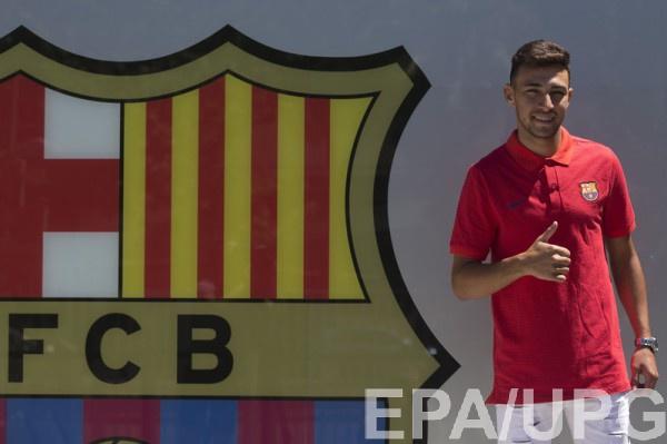 Барселона готова отпустить Эль-Хаддади