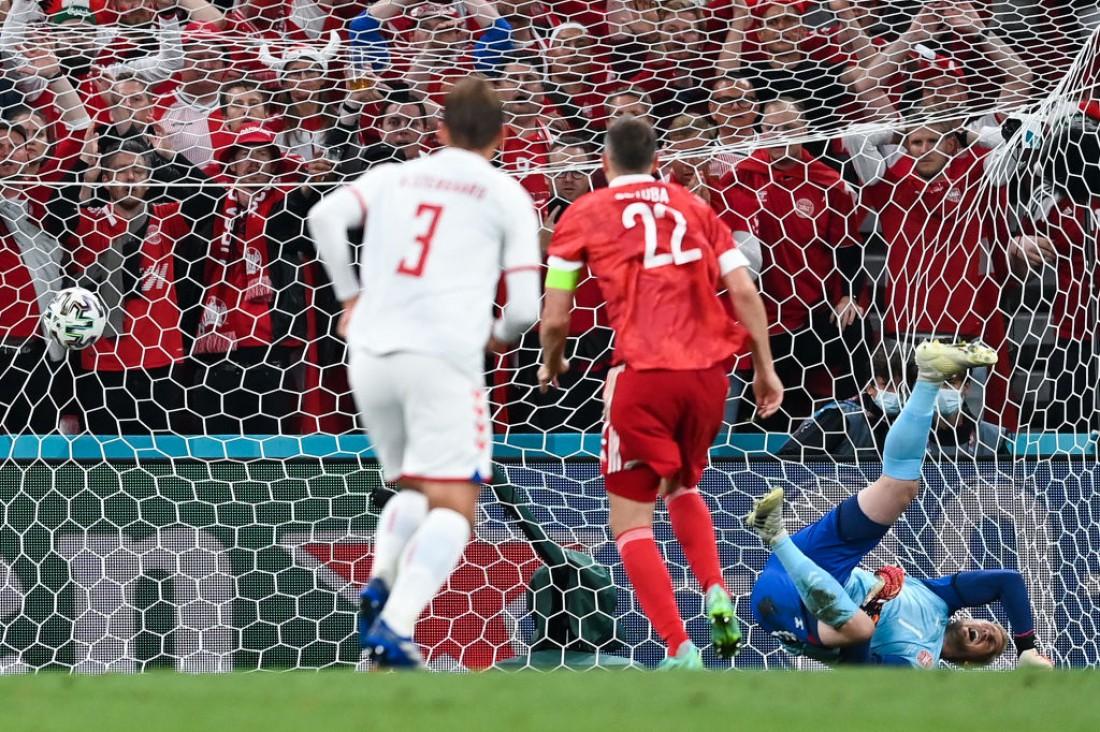 Дания обыграла Россию