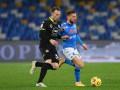 Наполи обыграл Специю в четвертьфинале Кубка Италии
