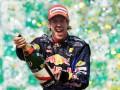 Феттель выиграл Гран-при Бразилии, Алонсо - третий