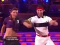 Вратарь женской сборной США по футболу Хоуп Соло танцует со звездой Холостяка Максимом Чмерковским
