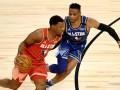 Команда ЛеБрона минимально обыграла команду Янниса в Матче всех звезд НБА