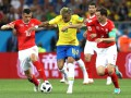 ЧМ-2018: Бразилия не удержала победу над Швейцарией