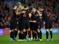 Сборная Хорватии осталась в дивизионе А Лиги наций УЕФА, несмотря на поражение