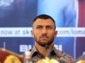 Ломаченко: Мне тяжело боксировать в легком весе, но я намерен достичь своей цели