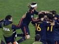 Парагвай - Испания - 0:1