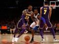 НБА: Лейкерс едва выиграл у Далласа, Денвер дожал Чикаго в овертайме