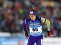 Сборная Украины огласила составы на первые гонки в Эстерсунде