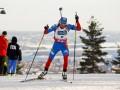 Биатлон: Россиянин победил в индивидуальной гонке на ЧЕ, лучший из украинцев - 21-й