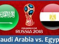 Саудовская Аравия – Египет 0:0 онлайн трансляция матча ЧМ-2018