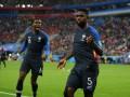 Пресс-атташе сборной Франции перепутал имена Умтити и Погба