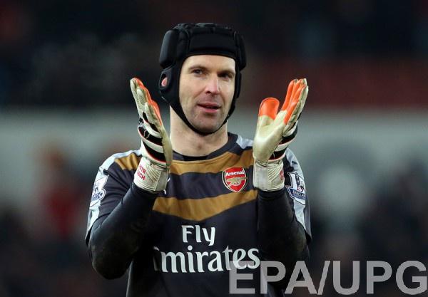 Петр Чех не поможет Арсеналу в ближайшие 3-4 недели