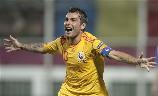 Адриан Муту - один из лучших футболистов в истории румынского футбола
