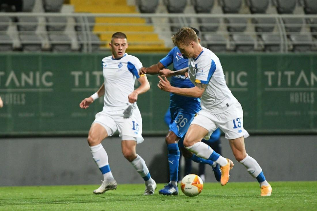 Динамо Киев - Динамо Тбилиси