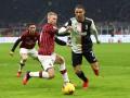Роналду на последних минутах вырвал Ювентусу ничью в матче против Милана