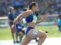 Женская эстафетная команда Украины заняла 6-е место в финальном забеге 4 по 100 м