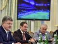 Порошенко поблагодарил футболистов сборной Украины за выход на Евро-2016