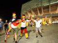 Фотогалерея: Немцы покоряют Львов. Как фанаты сборной Германии отмечали выход в плей-офф
