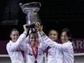 Итальянки отстояли Кубок Федерации