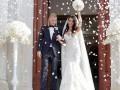 Игрок Динамо устроил пышную церемонию венчания