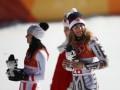Олимпийская чемпионка закрыла лицо на пресс-конференции, потому что была без макияжа